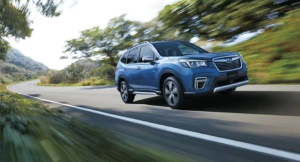 Subaru All-New Forester e-BOXER $339,800 起